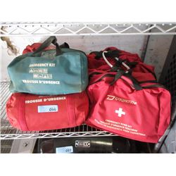 6 Emergency Kits