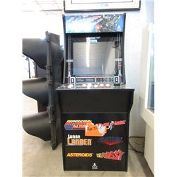 Asteroid Deluxe Game Machine - Store Return
