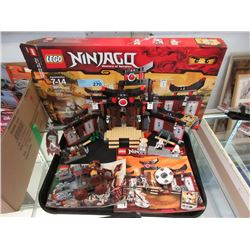 Lego #7040 Castle and Ninjago #2504 Sets