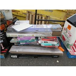 Skid of Flooring and Wall Tiles - Store returns