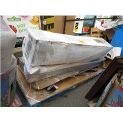 Skid of Sun Shelter Parts - Store Returns
