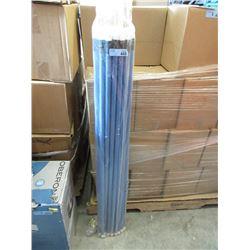 2 Dozen New Metal Mop / Broom Handles