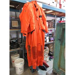 3 Mustang Survival Suits Thermal Liners - Size M
