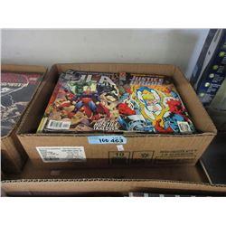 100 Assorted Comic Books