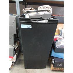 Bin of Single Panel Drapes - Store Returns