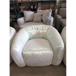 New Upholstered Armchair