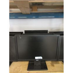 """3 Acer 19"""" Monitors - Untested"""