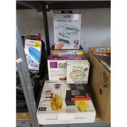 6 Assorted Household Goods - Store Returns