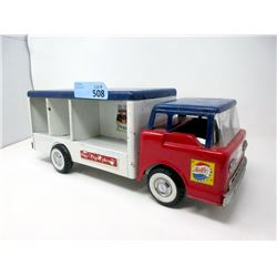 """1960s 17"""" Nylint Pepsi Cola Delivery Truck"""