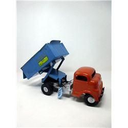 "1950s 14"" Structo Rocker Dump Truck - Repainted"