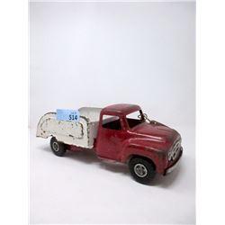 "1950s Structo 14"" Pressed Steel Service Truck"