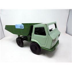 "Rare Vintage 16"" Russian Toy Dump Truck"