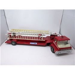 "1960's Ertl 28"" Hook & Ladder Fire Truck Turbine"
