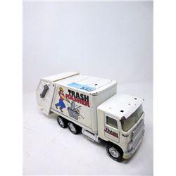 "Vintage 14"" Nylint Trash Master Disposal Truck"