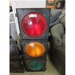 """43"""" Commercial 3 Lens Traffic Light"""