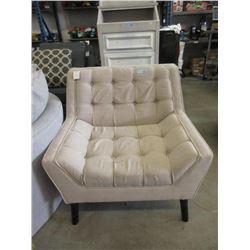New Fabric Upholstered Armchair - Floor Model