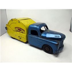 "1940's Structo 21"" ""City of Toyland"" Utility Truck"