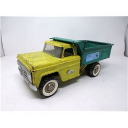 "1960's Structo 13"" Toy Dump Truck"