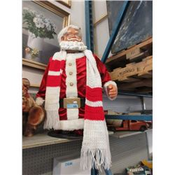 "38"" Animated Santa Claus"