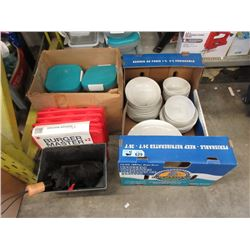 4 Boxes of Household Merchandise - Store Returns