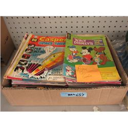 Approximately 120 Assorted Comics