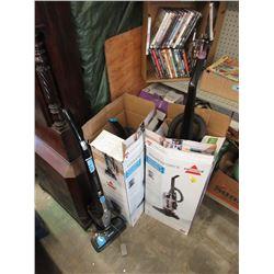 3 Upright Vacuums - Store Returns