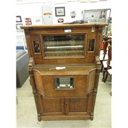 Rare 1913 Wurlitzer Pianino Nickelodeon