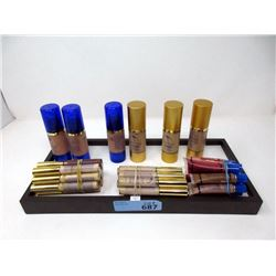 MakeSense Foundation, Lipstick and Blush