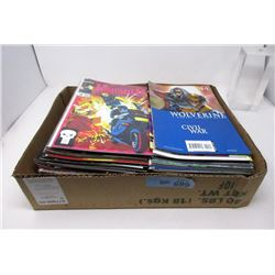 120 Assorted Comics