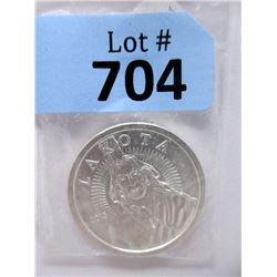 "2013 1 Oz. .999 Fine Silver ""Lakota Buffalo"" Round"