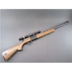 "Daisy Model 2202 Bolt Action Rifle- 22LR- 18"" Octagon Barrel- Tasco Scope- #AB0019032- Loose Stock"