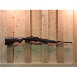 "Winchester Model 100 Semi Automatic Rifle- .308- 21.5"" Barrel- Scope Mounts- Checkered Stock- #36554"