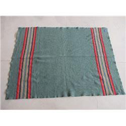 """Pendleton 86% Wool 14% Cotton Blanket- 74""""L X 59""""W"""