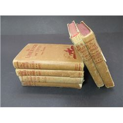 6 Lone Ranger Books- Fran Stiker Author