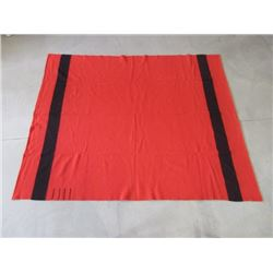 "Hudson Bay Style Trade Blanket- 4 Point- 85""L X 70""W"