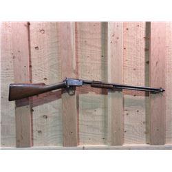 "Winchester Model 1906 Rifle- .22 S-L-LR- Takedown- Pump Action- 20"" Barrel- #553116B"