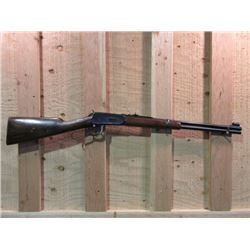 """Winchester Model 94 Lever Action Carbine- .32 WS- 20"""" Barrel- Flatband- Great Condition- #1502356"""