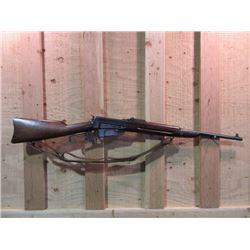 "Winchester Model 1895 Lever Action Rifle- .30 Army .30-40 Kraig- Elevator Sights- Sling- .22"" Barrel"