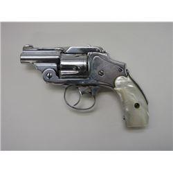 Smith and Wesson-Marked SA Patd Feb 20 J& C 1877 FES 14 88 APR 8 89 Jun 3 90 Revolver- .38