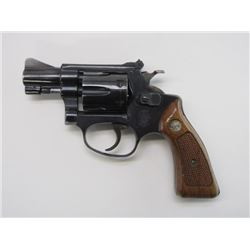 """Smith and Wesson Model 34-1 Revolver- .22 LR- Double Action- 2"""" Barrel- #M201515"""