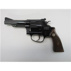 "Smith and Wesson Pre Model 43 Airweight Revolver- .22LR- Kit Gun- 3.5""Barrel- Double Action- 1st Yea"