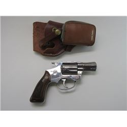 "Rossi Stainless Revolver- .38 Special- 2"" Barrel- Double Action- Holster- #TG48621"