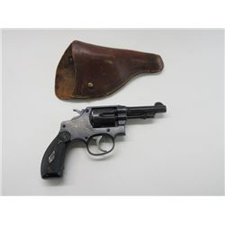 """Smith and Wesson Revolver- .32 Long CTG- 3.25"""" Barrel- #67325- Holster"""