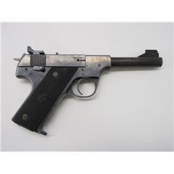 "Hi- Standard Model HB Semi Automatic Pistol- .22LR- 4.5"" Barrel- #291279"