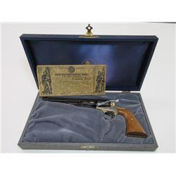 "Colt Civil War Centennial Model Revolver- .22 Short- Unfired- 6""Barrel- #6524W"