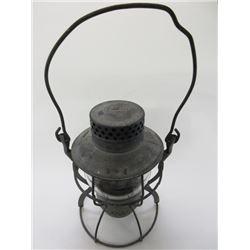 "Dietz Railroad Lantern- Marked No 999 Kerosene New York USA- NYCS- 9.5""H X 6""W"