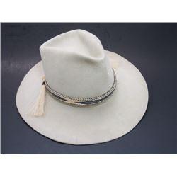 Marked Kirkpatrick Custom Hatters Wisdom Montana- Horsehair Hatband- Approximately 7.25
