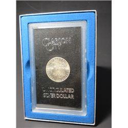 1884 Carson City Uncirculated Morgan Dollar