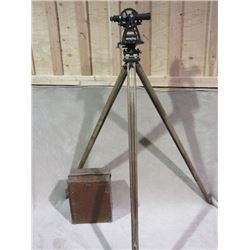 Dietzgen Transit With Tripod- Case With Accessories
