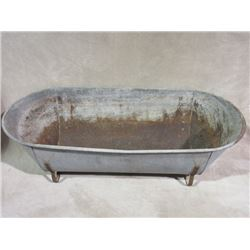 "Full Size Bathtub- 58""L X 25""W X 18""H"